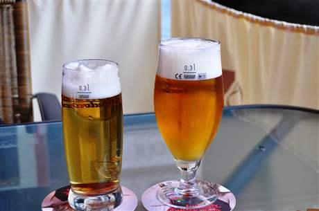 Pivo bylo vždy pod míru