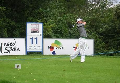 Golfové hřiště Diamond Country Clubu, dějiště Austrian Open 2010 - Stanislav Matuš.