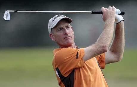 Jim Furyk, Tour Championship, 2. kolo