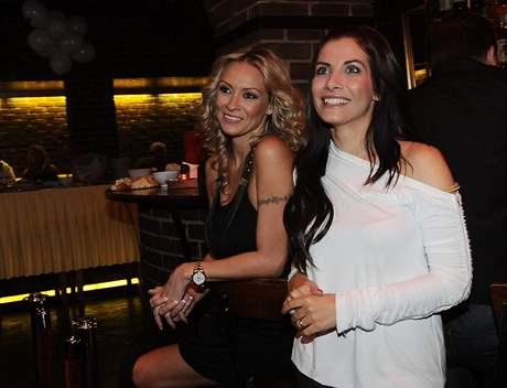 Moderátorky Martina Gavriely a Eva Decastelo oslavily narozeniny společně