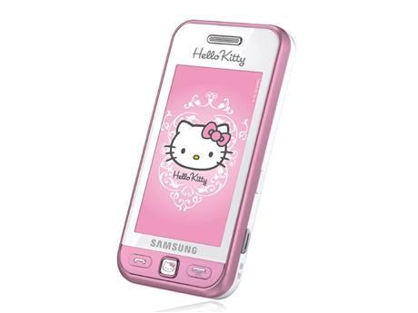 Samsung Star Hello Kitty