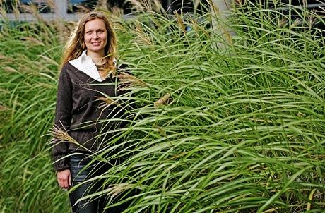 Michaela Burdová-Brožová - vedoucí mise v Etiopii humanitární organizace Člověk v tísni