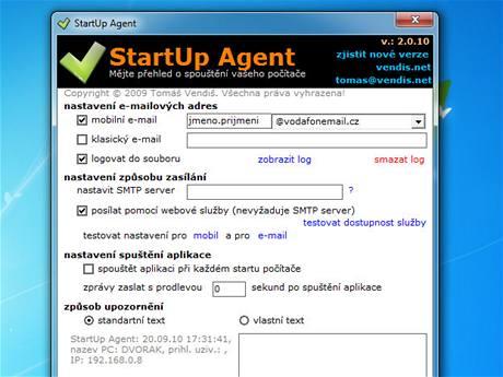StartUp Agent