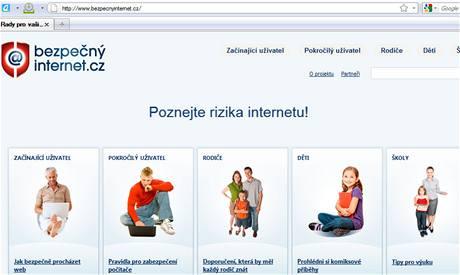 Bezpečnýinternet.cz