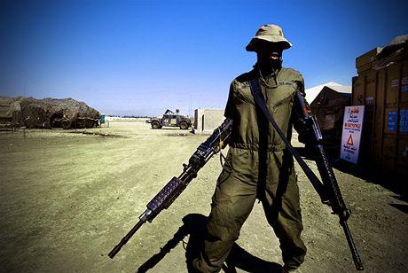 Irák, Bagdád, americká vojenská základna