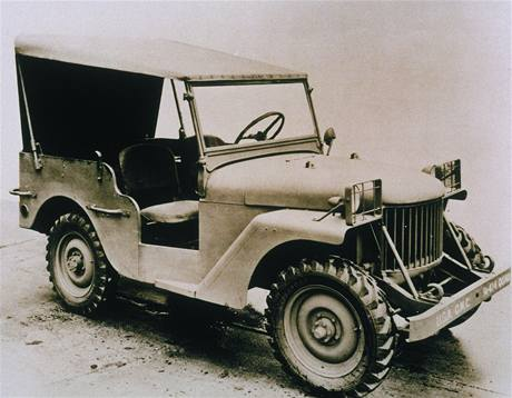 1940 Willys Quad Original Pilot