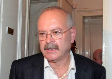Kolínský starosta Jiří Buřič