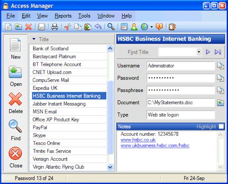 Access Manager