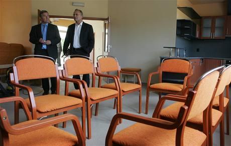 Přístavba domova důchodců pro lidi sAlzheimerovou chorobou