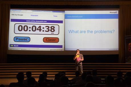 Nicereply - start-up prezentace