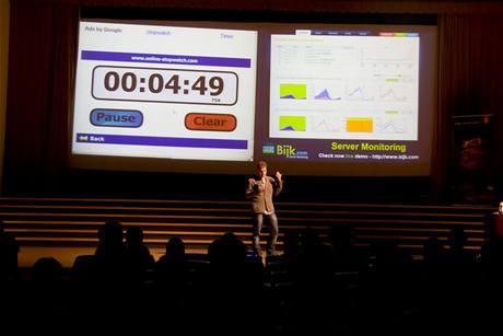 Bijk - start-up prezentace
