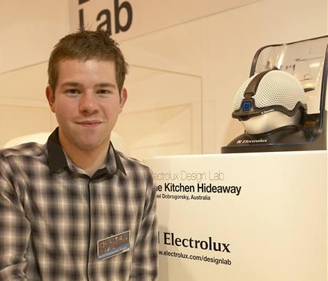 Daniel Dobrogorsky, jeden z finalistů, jehož předkové pocházejí z Čech