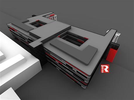 Plánovanou rekonstrukcí a dostavbou nejstaršího objektu v areálu olomoucké fakultní nemocnice mají vzniknout moderní prostory pro sedm klinik a několik dalších pracovišť.