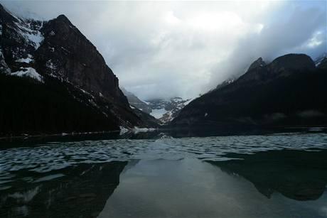 Fotografie z kanadské provincie Alberta.