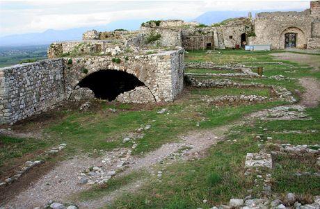 Shkodër – pevnost Rozafa