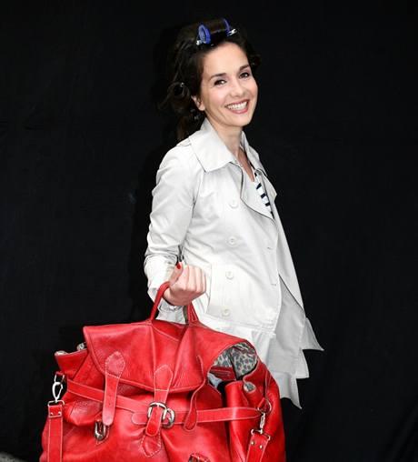 Natalia Oreiro prezentuje vlastní oblečení