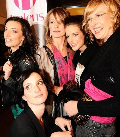 Dasha, Anna Polívková, Andrea Kerestešová, Štěpánka Duchková a Michaela Maurerová