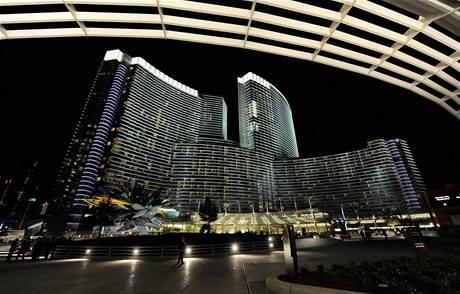 Hotel Vdara v Las Vegas se pyšní lázněmi, přívětivostí k životnímu prostředí a mnoha dalšími vymoženostmi