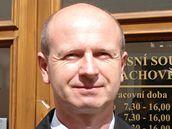 Josef Kletečka, obžalovaný kvůli sousedským sporům v Oboře