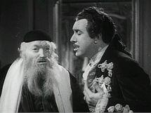 Záběr z filmu Žid Süss (1940)
