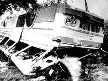 Orchestr Gustava Broma postihla v roce 1973 nehoda. Jeden člen kapely zemřel, další byli zraněni
