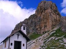 Kaplička pod Toblingerknoten (2610 m)
