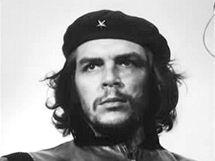 Nejslavnější potrét kubánského revolucionáře Che Guevary.