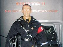 Figurky nacistů - Adolf Eichmann.