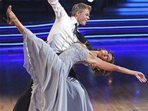 Jennifer Grey dostala za první valčík v soutěži Dancing with Stars nejvíc bodů