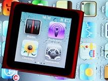 iPod Touch a Nano