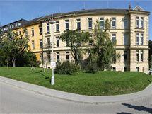 Nynější vzhled takzvané budovy Františka Josefa, která je ikonou olomoucké fakultní nemocnice.