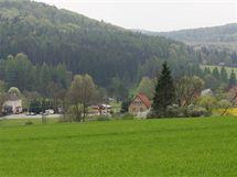 Obec Javoříčko dnes.