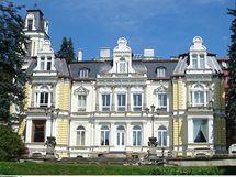 Klingerova vila je opět ozdobou Nového Města pod Smrkem na Liberecku