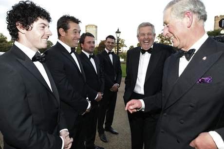 Ryder Cup, princ Charles