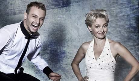 Veronika Žilková a Marek Dědík