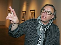 V brněnském Domě umění začala výstava bizarních fotografií američabna Joela-Petera Witkina