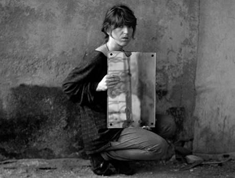 Lidé kolem poesie - kunsthistorička Vanda S, 2002