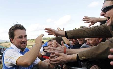 Ryder Cup 2010 - Graeme McDowell.