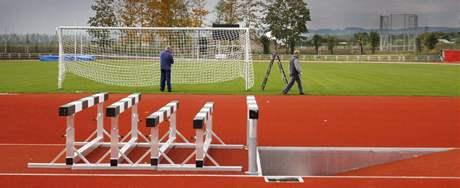 Sportovní areál ve Svitavách