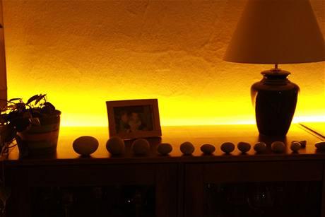 Led osvětlení - stolní lampy