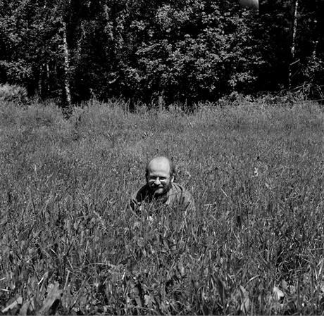 Lidé kolem poesie - básník Roman Szpuk, 1997