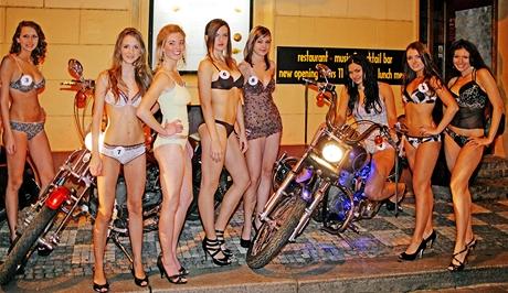 Zahájení soutěže LOOK BELLA 2010