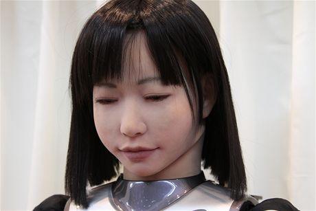 CEATEC 2010 - zpívající robot