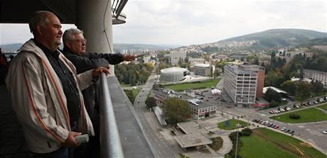 Den kraje v Baťově mrakodrapu