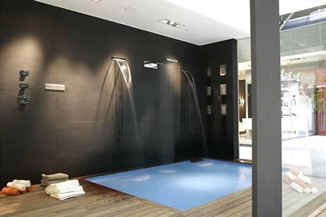 Sprchov�n� p�edstavuje u� v mnoha m�stech sv�ta nedosa�iteln� luxus