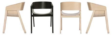 Ton, židle Merano, Alex Gufler