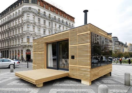 Freedomek an Václavském náměstí zůstane do konce akce Architecture Week, která končí 17. 10. 2010
