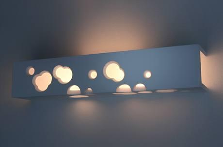 Světelné rampy Jana Čtvrtníka lze přizpůsobit barvě stěny