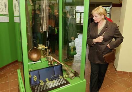 Nové pivovarnické muzeum v Hanušovicích.