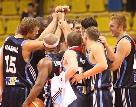 Basketbalisté Prostějova vstupují do ligové sezony s vysokými cíly.